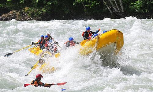 Big rivers, big thrills